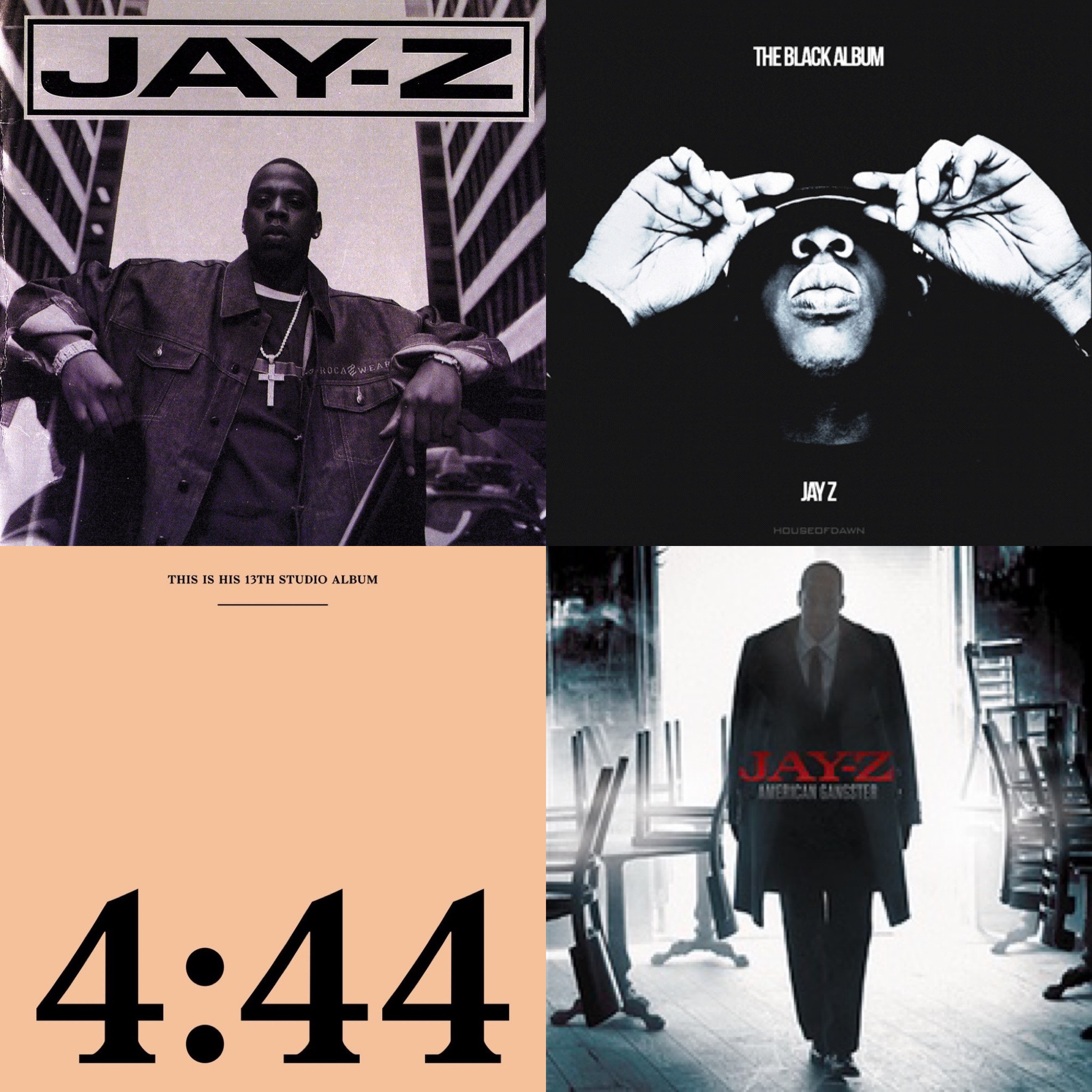 Ratings Game Music Presents Top 5 S Jay Z Albums Ratings Game Music