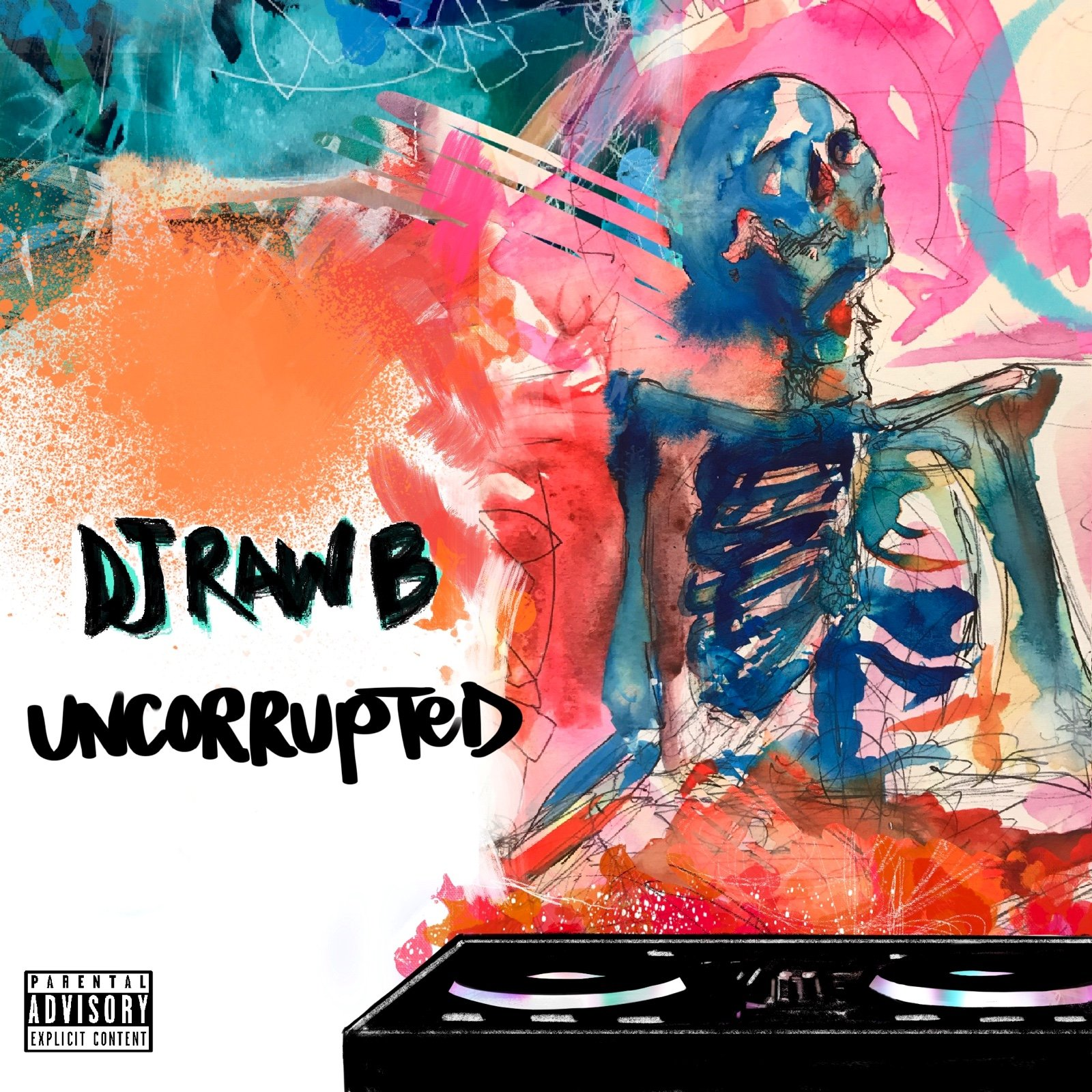 uncorrupted
