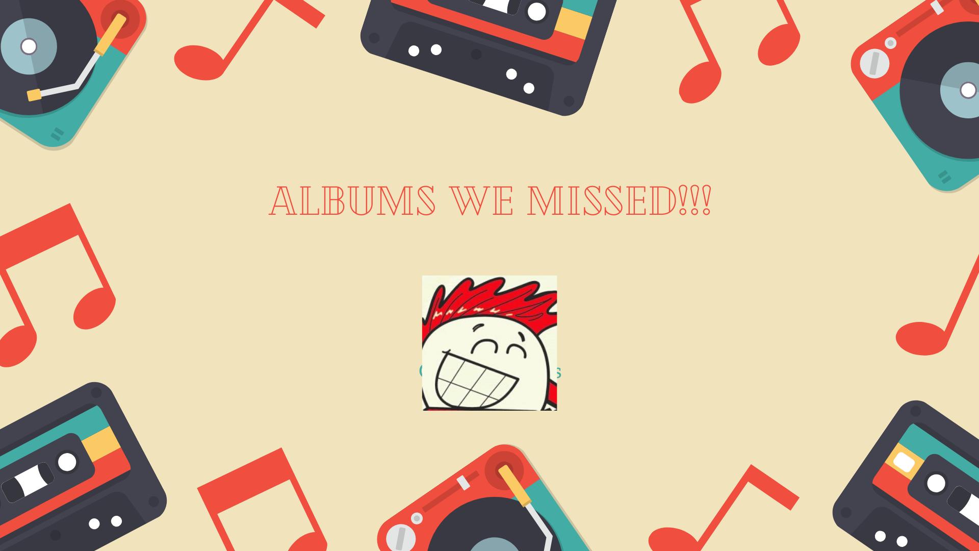 Colorful Music Cassette Illustrated Retro Desktop Wallpaper
